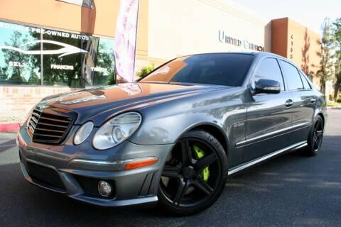 2007 Mercedes-Benz E-Class for sale at CK Motors in Murrieta CA