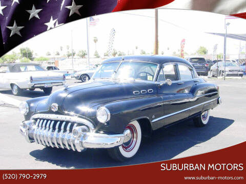 1950 Buick 40 Special for sale at Suburban Motors in Tucson AZ