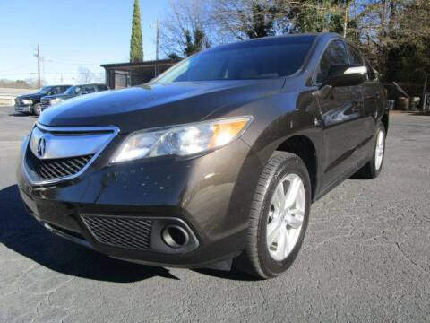 2014 Acura RDX for sale at Lewis Page Auto Brokers in Gainesville GA