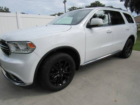 2016 Dodge Durango for sale at D & R Auto Brokers in Ridgeland SC