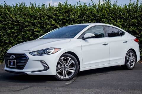 2017 Hyundai Elantra for sale at 605 Auto  Inc. in Bellflower CA
