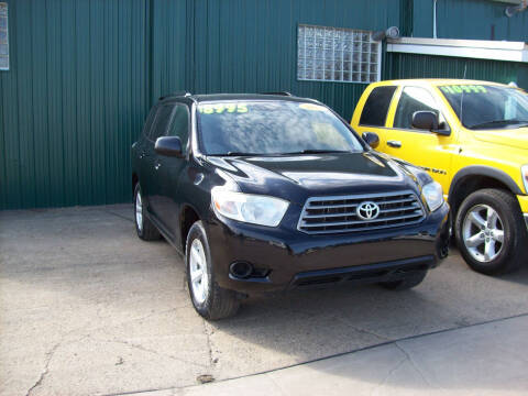 2010 Toyota Highlander for sale at Summit Auto Inc in Waterford PA