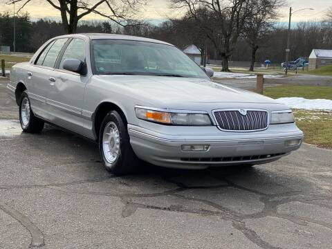 1996 Mercury Grand Marquis for sale at Choice Motor Car in Plainville CT