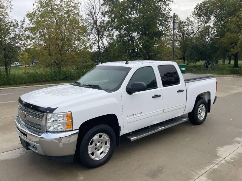 2013 Chevrolet Silverado 1500 for sale at Bam Motors in Dallas Center IA