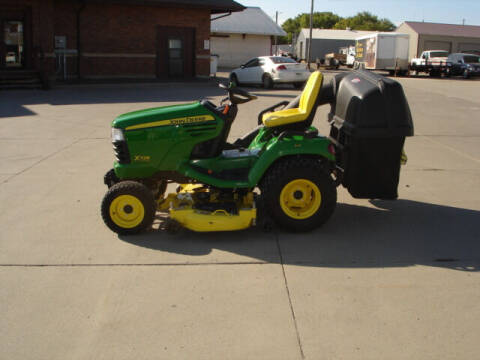 2012 John Deere X728 for sale at Quality Auto Sales in Wayne NE
