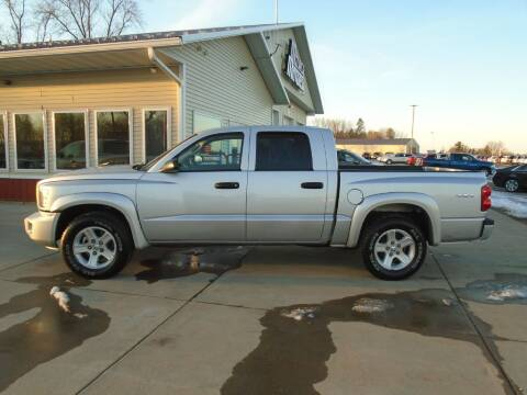 2011 RAM Dakota for sale at Milaca Motors in Milaca MN