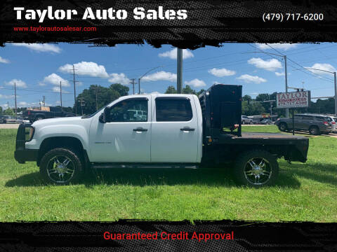 2013 GMC Sierra 2500HD for sale at Taylor Auto Sales in Springdale AR