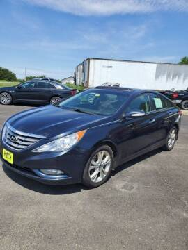 2011 Hyundai Sonata for sale at Jeff's Sales & Service in Presque Isle ME