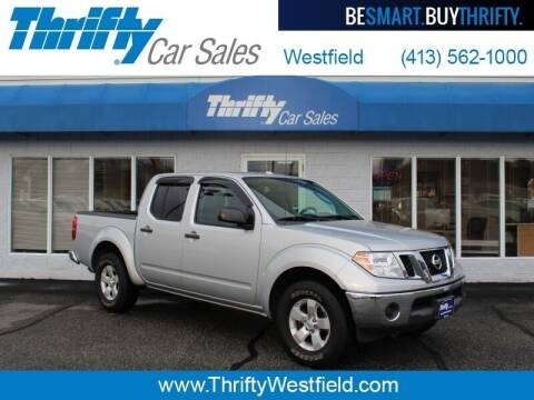 2011 Nissan Frontier for sale at Thrifty Car Sales Westfield in Westfield MA