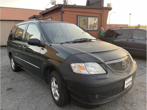 2002 Mazda MPV for sale at SF Bay Motors in Daly City CA
