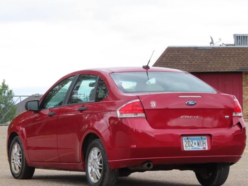 2010 Ford Focus for sale at Big Man Motors in Farmington MN