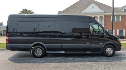 2016 Mercedes-Benz Sprinter Cab Chassis for sale at Mercedes-Benz of North Olmsted in North Olmsted OH
