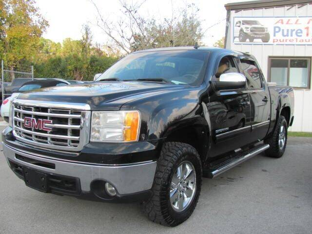 2011 GMC Sierra 1500 for sale at Pure 1 Auto in New Bern NC