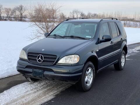 2001 Mercedes-Benz M-Class for sale at Geneva Motorcars LLC in Delavan WI