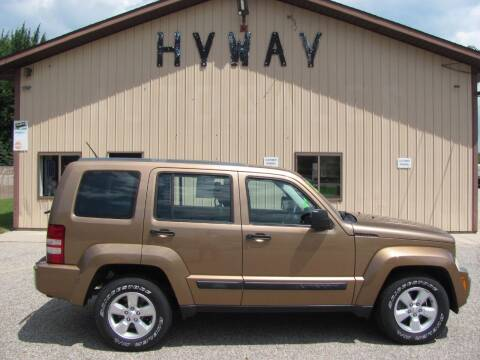 2012 Jeep Liberty for sale at HyWay Auto Sales in Holland MI
