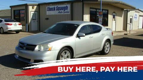 2011 Dodge Avenger for sale at Chuck Spaugh Auto Sales in Lubbock TX