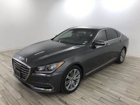2018 Genesis G80 for sale at TRAVERS GMT AUTO SALES - Traver GMT Auto Sales West in O Fallon MO