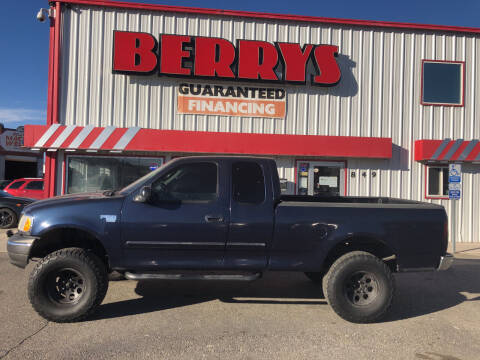 2003 Ford F-150 for sale at Berry's Cherries Auto in Billings MT