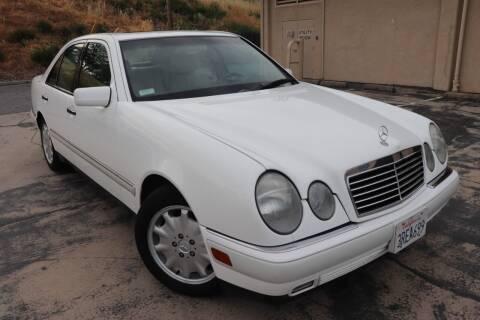 1996 Mercedes-Benz E-Class for sale at California Auto Sales in Auburn CA