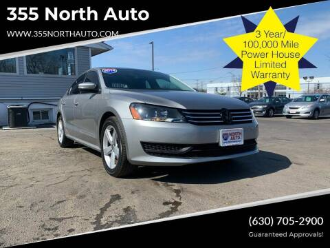 2014 Volkswagen Passat for sale at 355 North Auto in Lombard IL