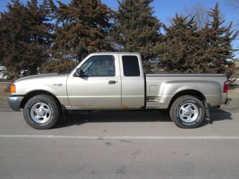 2002 Ford Ranger for sale at Joe's Motor Company in Hazard NE