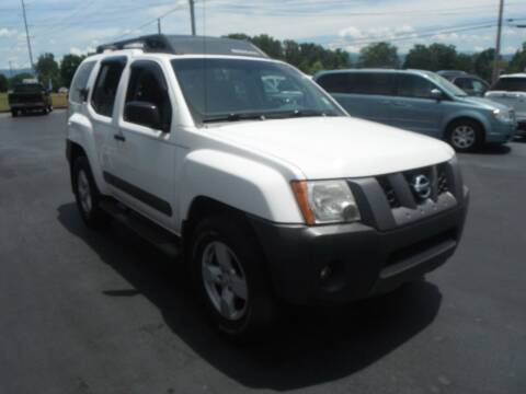 2006 Nissan Xterra for sale at Morelock Motors INC in Maryville TN