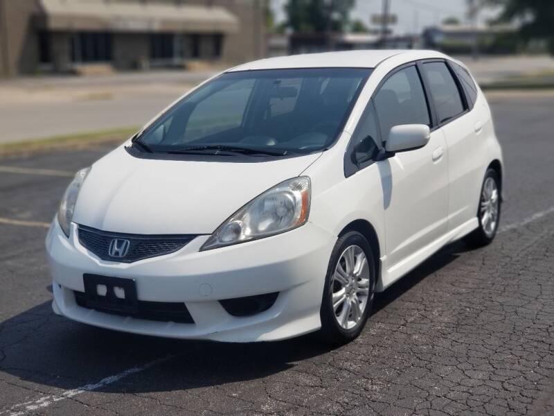 2010 Honda Fit for sale at Vision Motorsports in Tulsa OK