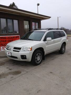 2004 Mitsubishi Endeavor for sale at CARS4LESS AUTO SALES in Lincoln NE