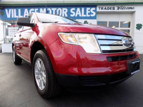 2010 Ford Edge for sale at Village Motor Sales in Buffalo NY