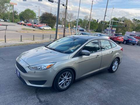 2016 Ford Focus for sale at Smart Buy Car Sales in St. Louis MO