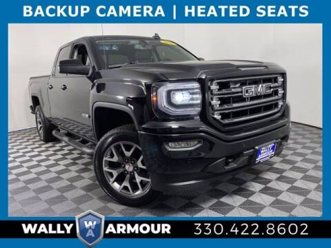 2017 GMC Sierra 1500 for sale at Wally Armour Chrysler Dodge Jeep Ram in Alliance OH