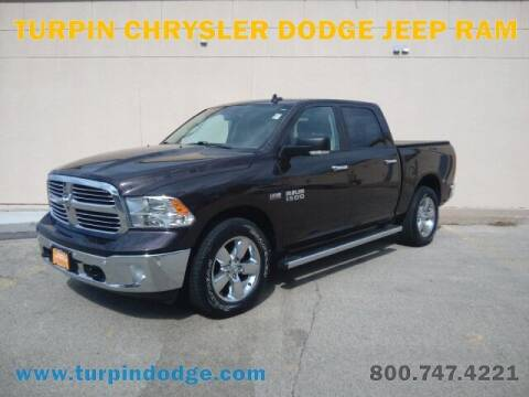2017 RAM Ram Pickup 1500 for sale at Turpin Dodge Chrysler Jeep Ram in Dubuque IA