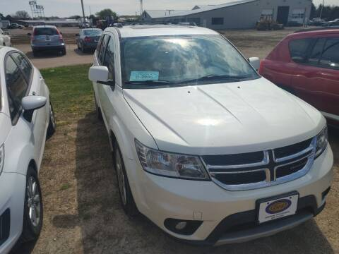 2012 Dodge Journey for sale at BERG AUTO MALL & TRUCKING INC in Beresford SD