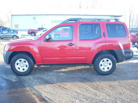 2008 Nissan Xterra for sale at H&L MOTORS, LLC in Warsaw IN