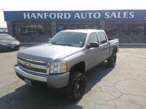 2008 Chevrolet Silverado 1500 for sale at Hanford Auto Sales in Hanford CA