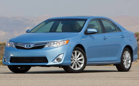 2012 Toyota Camry for sale at Action Automotive Service LLC in Hudson NY