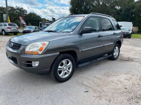 2008 Kia Sportage for sale at Right Price Auto Sales in Waldo FL