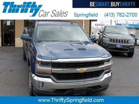 2017 Chevrolet Silverado 1500 for sale at Thrifty Car Sales Springfield in Springfield MA