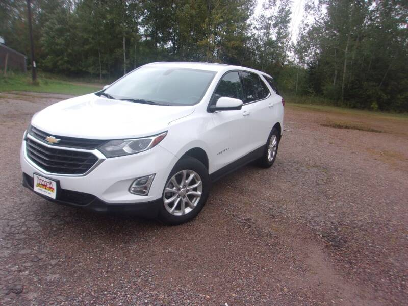 2018 Chevrolet Equinox for sale at Warga Auto and Truck Center in Phillips WI