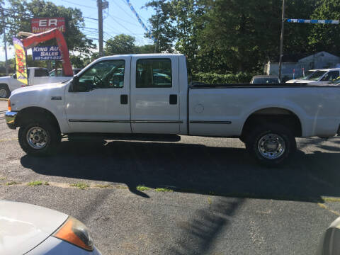 1999 Ford F-350 Super Duty for sale at King Auto Sales INC in Medford NY