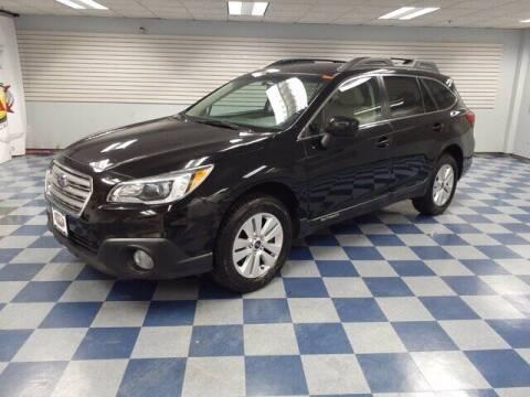 2017 Subaru Outback for sale at Mirak Hyundai in Arlington MA