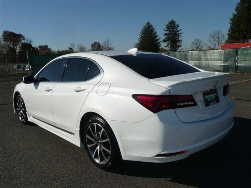 2015 Acura TLX SH-AWD V6 4dr Sedan w/Advance Package - East Windsor CT