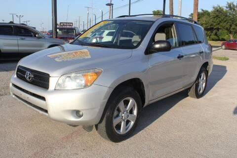 2008 Toyota RAV4 for sale at Flash Auto Sales in Garland TX