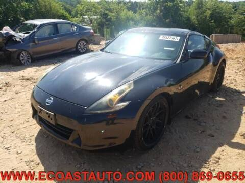 2009 Nissan 370Z for sale at East Coast Auto Source Inc. in Bedford VA
