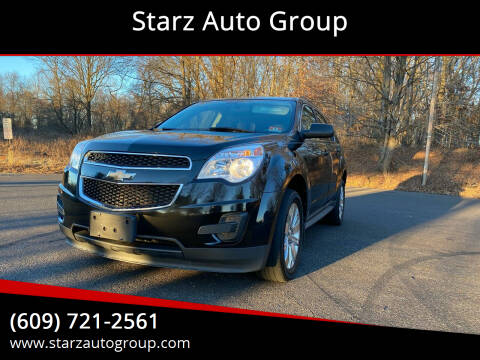 2011 Chevrolet Equinox for sale at Starz Auto Group in Delran NJ