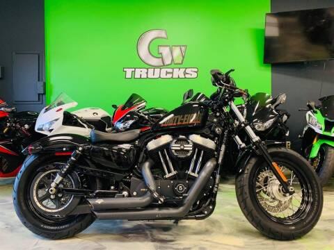 2015 Harley Davidson Fourty-Eight for sale at GW Trucks in Jacksonville FL
