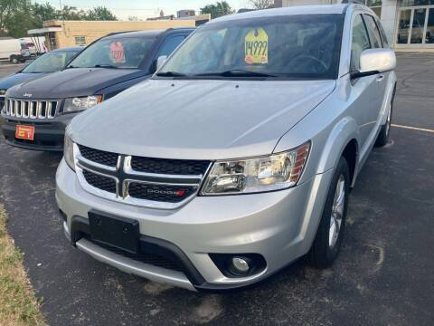 2014 Dodge Journey for sale at RABIDEAU'S AUTO MART in Green Bay WI