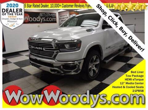 2021 RAM Ram Pickup 1500 for sale at WOODY'S AUTOMOTIVE GROUP in Chillicothe MO