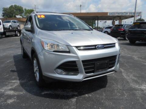 2016 Ford Escape for sale at Kansas City Motors in Kansas City MO