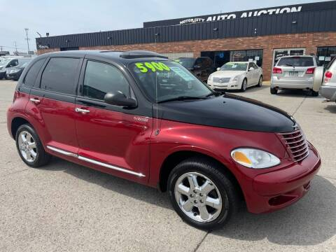 2005 Chrysler PT Cruiser for sale at Motor City Auto Auction in Fraser MI